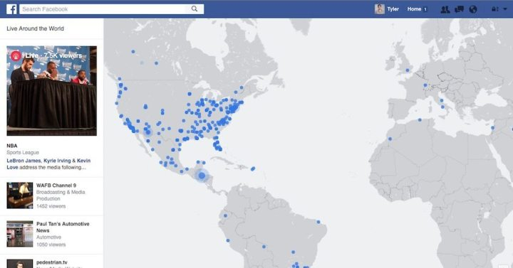 There s a Secret Map within Facebook for Discovering Live Video in     photo