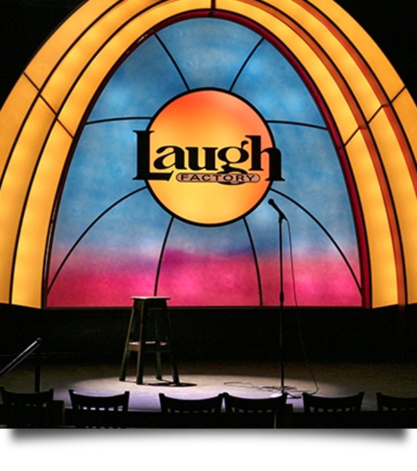 Laugh Factory Yom Kippur 2017