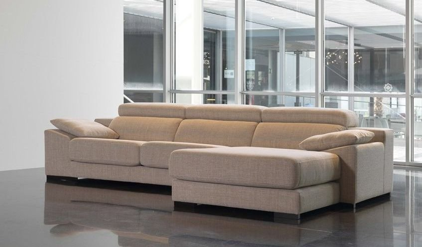 Sofa 4 Plazas Mas Chaise Longue
