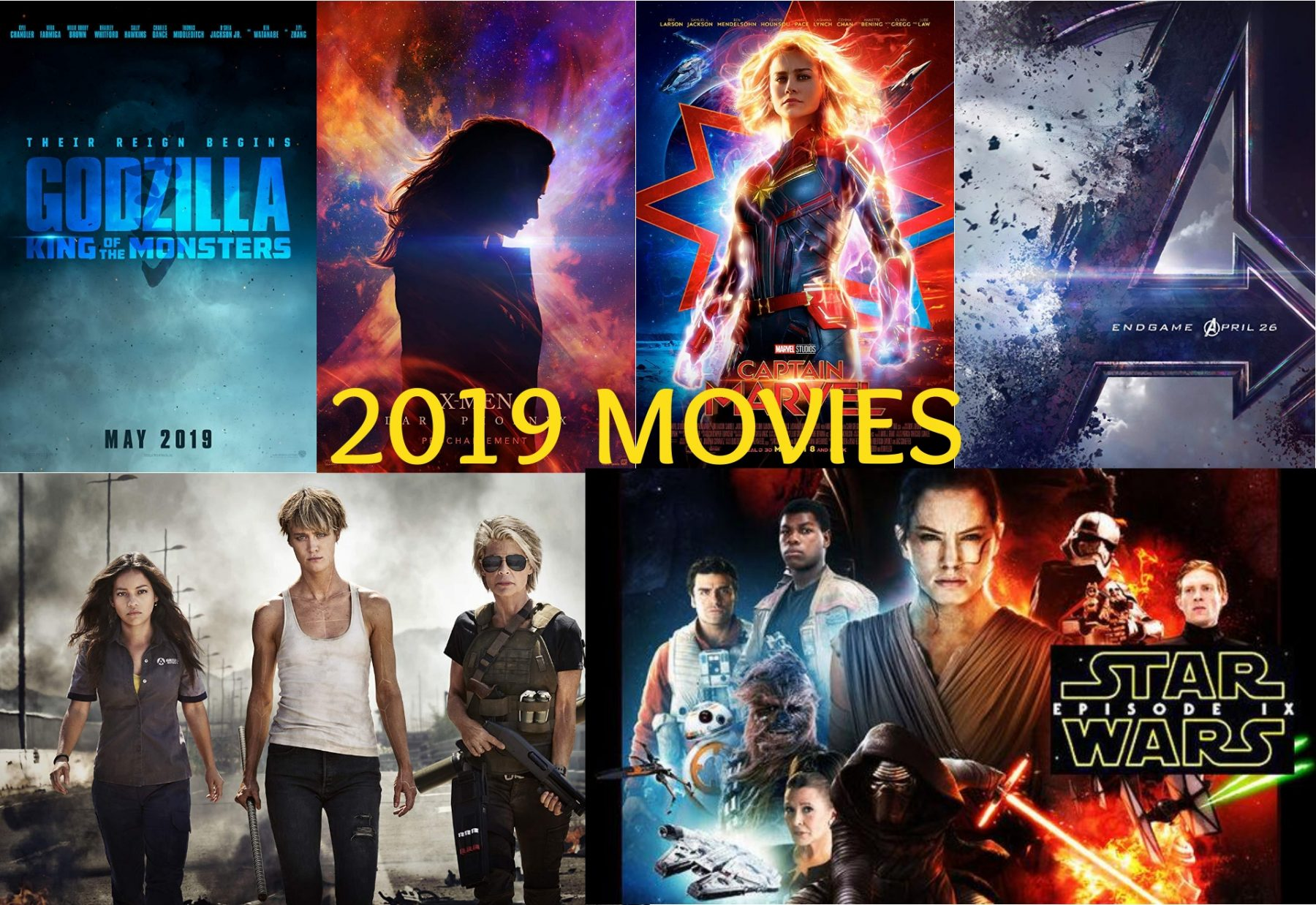 Top 10 Best and Most Anticipated Movies to Watch in 2019