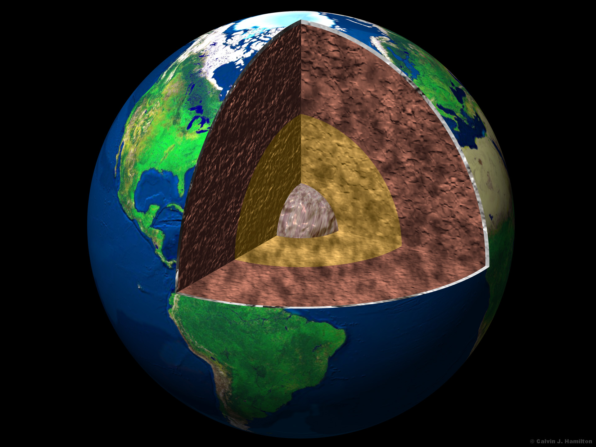 Earth s Interior   Plate Tectonics Earth s Interior