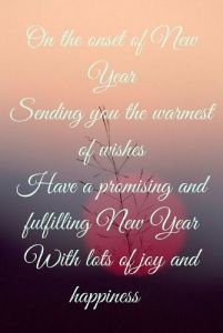 Happy New Year 2018 Quotes   Happy new year 2018 quote messages  I     As the quote says     Description