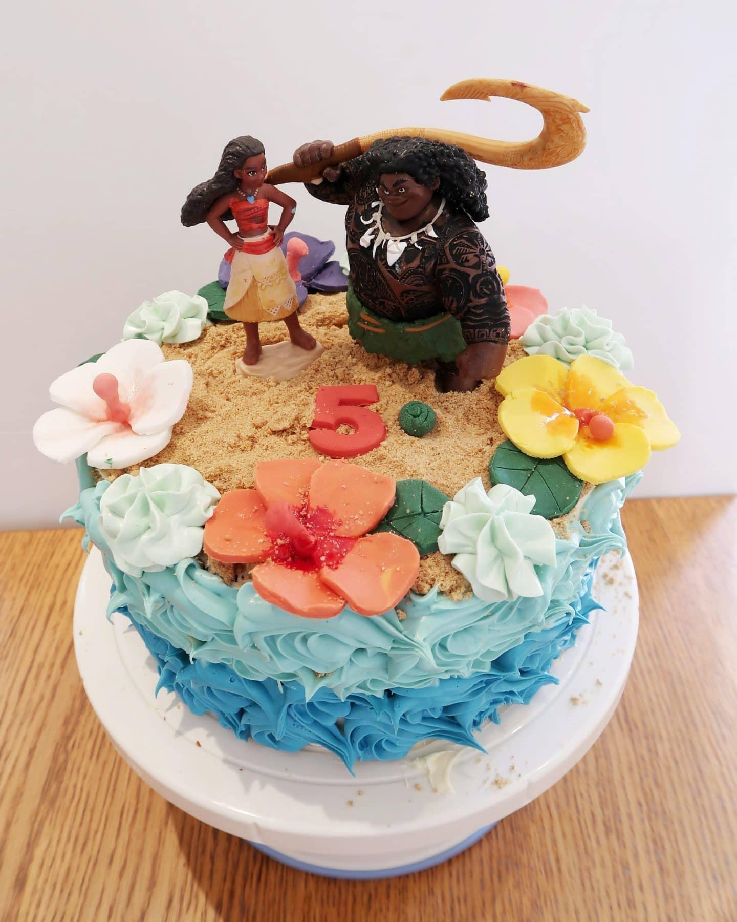 Items Needed Cake Decorating