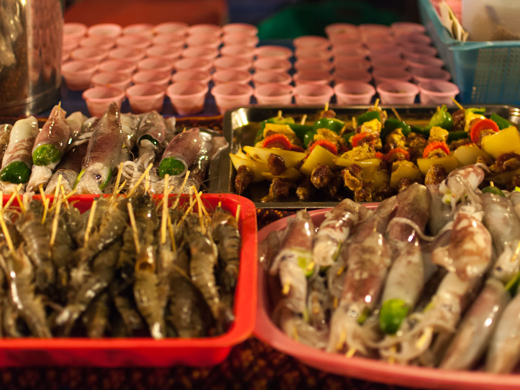 Fresh Market Prepared Meals