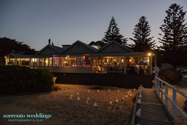 Can You Have Wedding Reception Beach