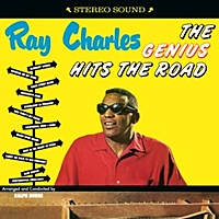 Ray Charles The Genius Hits The Road 180gm Lp Music