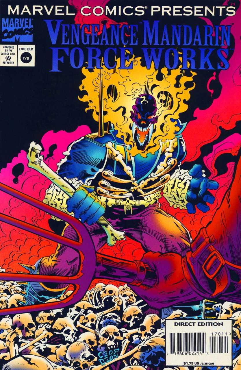 Demon Ghost Zarathos Rider