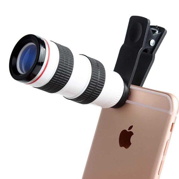 Yotta 8x zoom lens