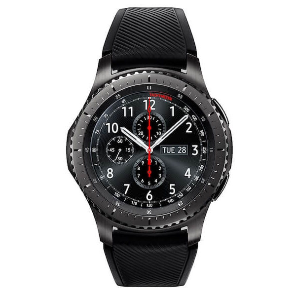 Samsung - Gear S3 Frontier Smartwatch SOP
