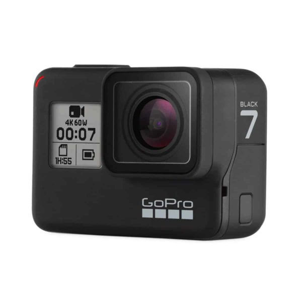 GoPro HERO7 Action Camera SOP