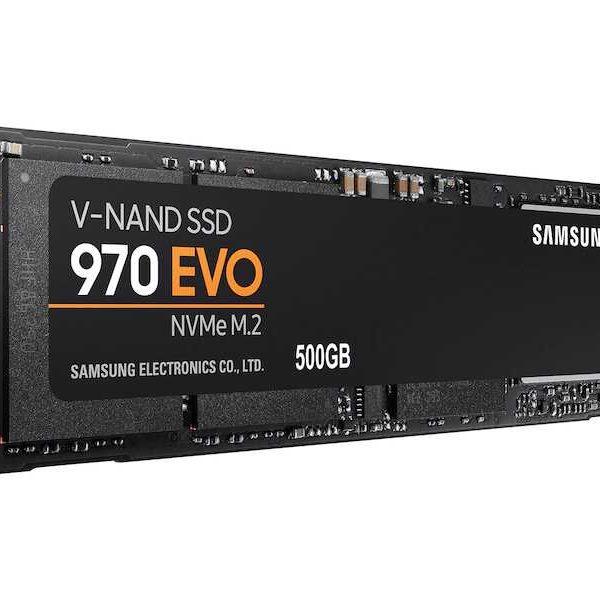 Samsung SSD 970 EVO NVMe M.2 500GB SOP