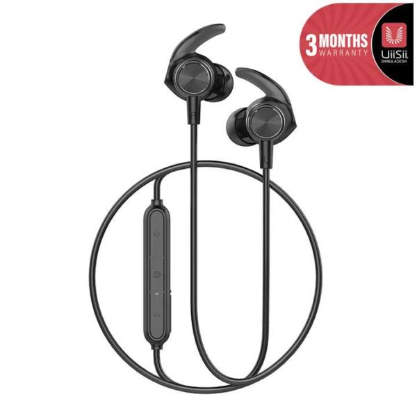 UiiSii BT800J Bluetooth Magnetic Sports Headphones SOP