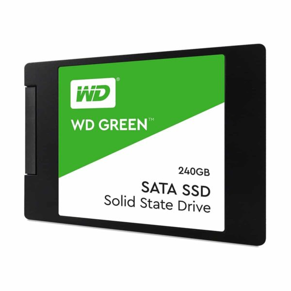 Western Digital Green 240GB SSD SOP