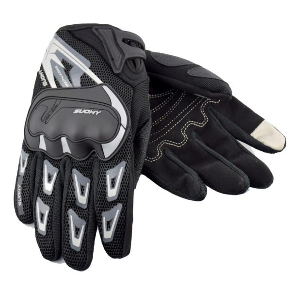 Suomy Alpine Moto Protection Gears Star Motorbike Gloves SOP