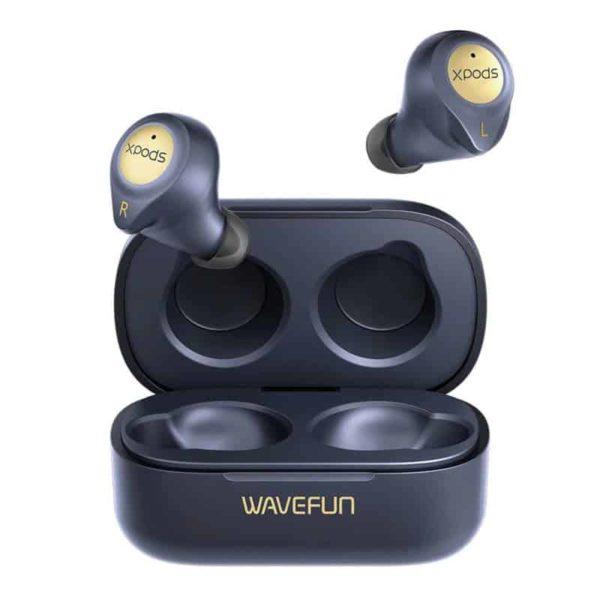 Wavefun XPods 3T TWS HiFi AptX Earbuds SOP