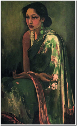South Asia Daily Finally Discovering Amrita Sher Gil