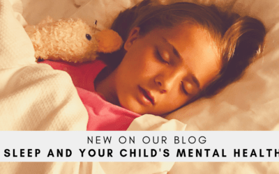 Sleep and your child's mental health