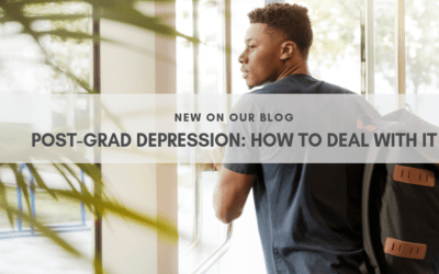 Post-grad depression: How to deal with it