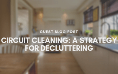 Circuit cleaning: A strategy for decluttering
