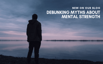 Debunking myths about mental strength