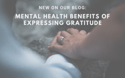 Mental health benefits of expressing gratitude