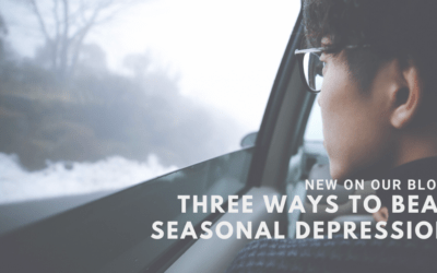 Three ways to beat seasonal depression
