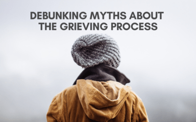 Debunking myths about the grieving process