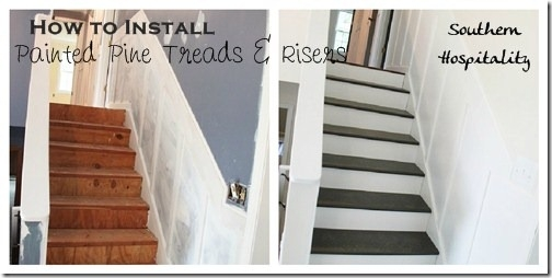 Week 20 How To Install New Stair Treads Southern Hospitality | Carpet For Garage Stairs | Concrete | Stair Riser | Concrete Stairs | Stair Runner | Garage Floor