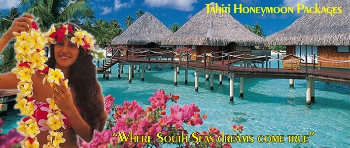 Exotic Honeymoon Vacation Packages