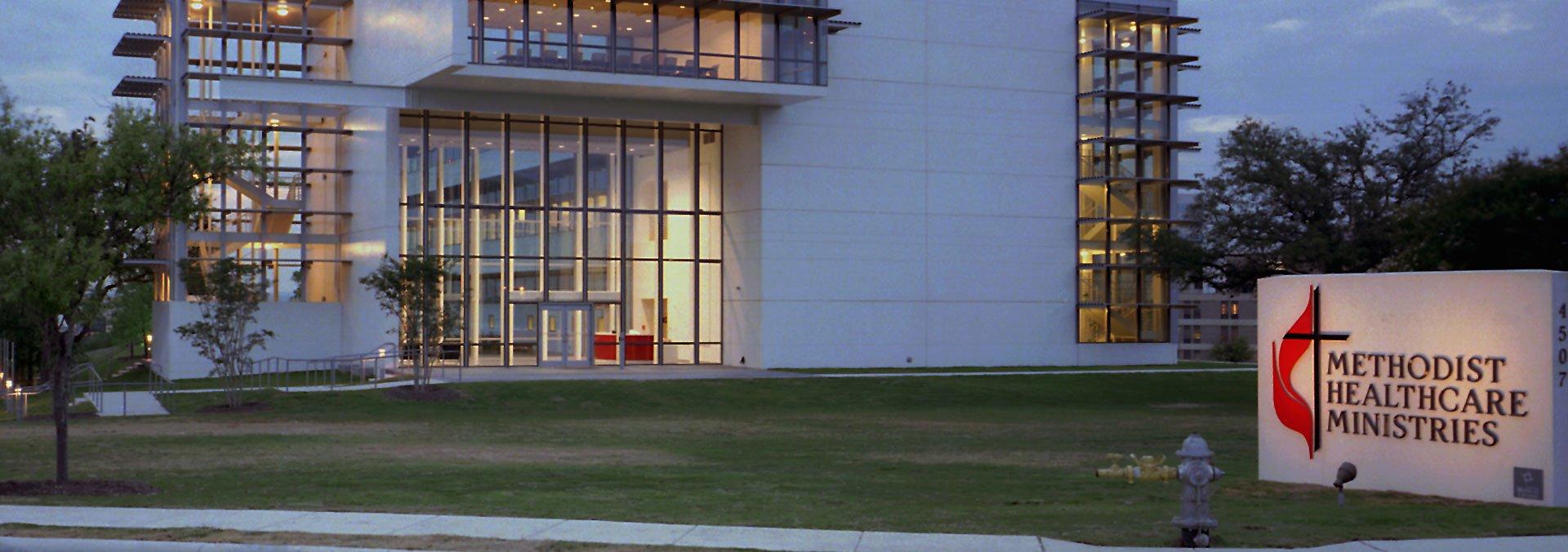 Methodist Healthcare Ministries South Texas Medical Center