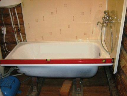 목욕탕 설치 품질