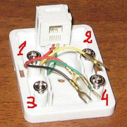 Conectando dispositivos de quatro pinos