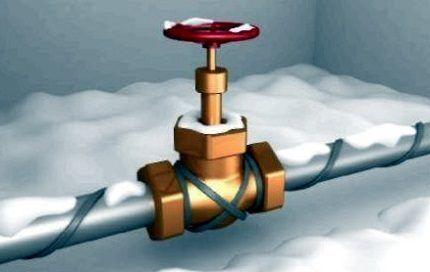 暖房ケーブルのオプション応用