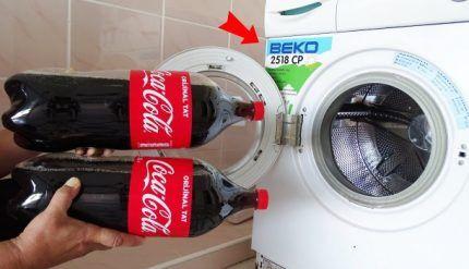 Кока-Колла от накипи