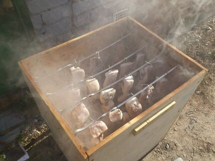 Smokehouse hun khói lạnh