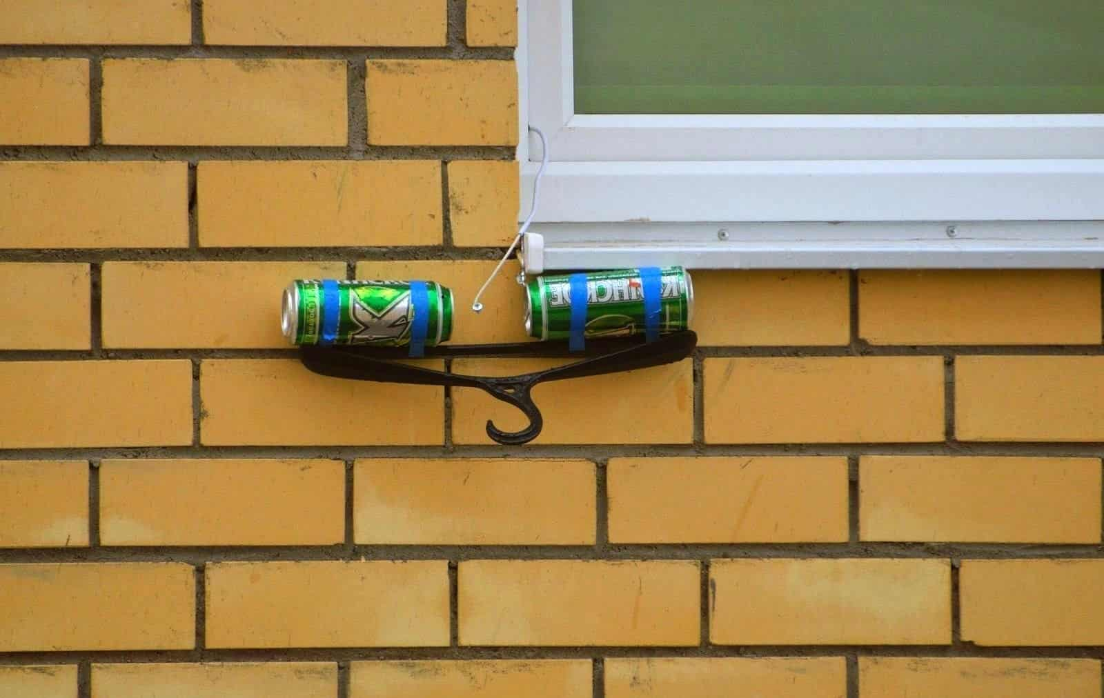 Когда может понадобиться самодельная антенна   Как сделать антенну из пивных банок