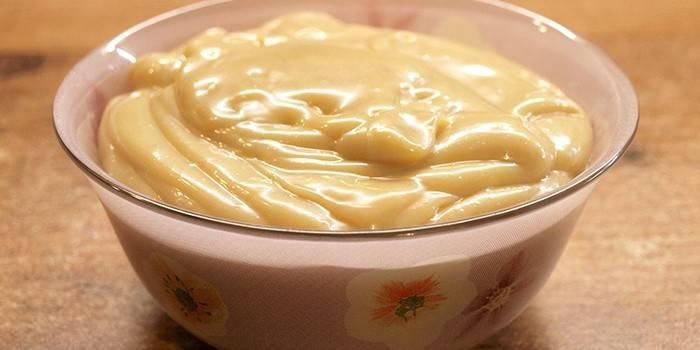 Corriente de masilla de pastel