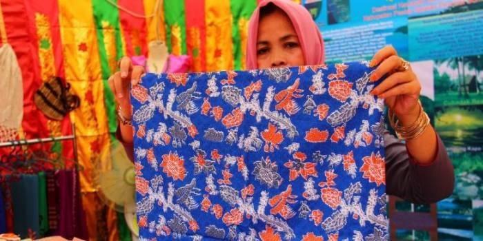 Berber batik