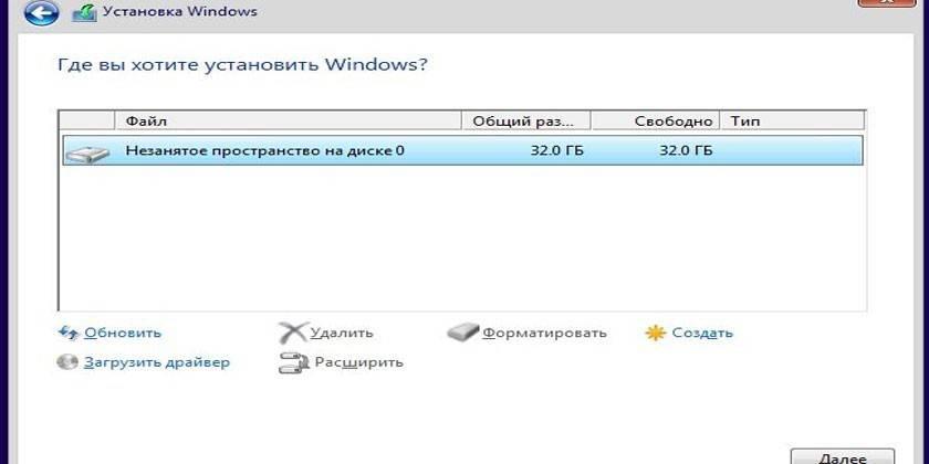 Pemformatan cakera dengan Windows