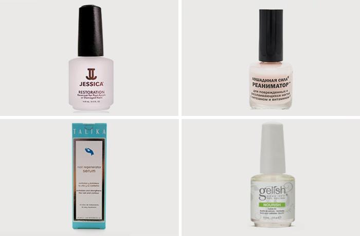 Препараты для восстановления ногтей