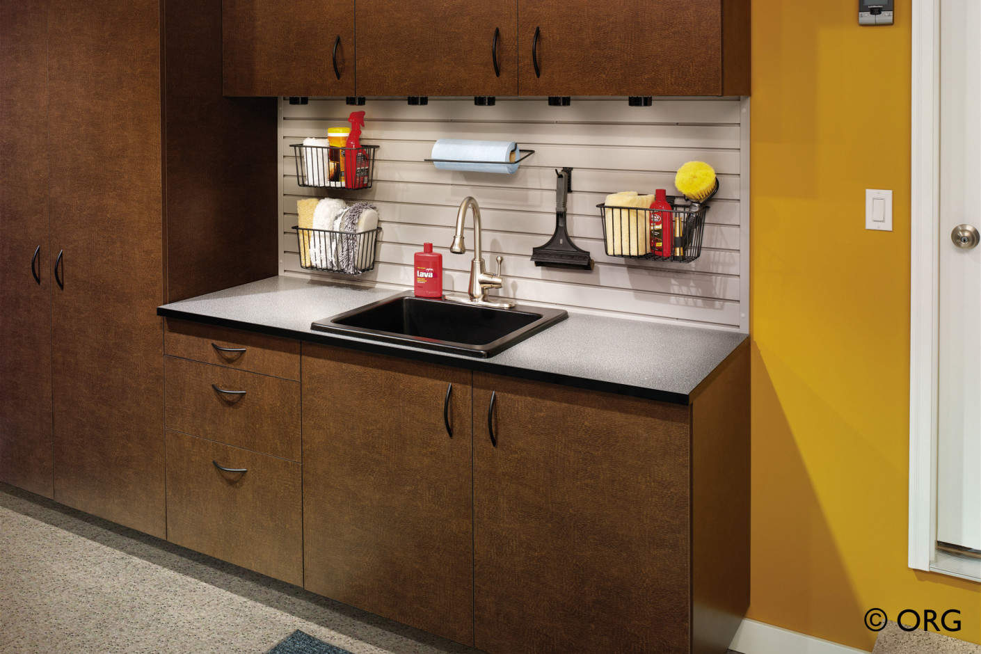 Atlanta Garage Cabinets Garage Storage Spacemakers