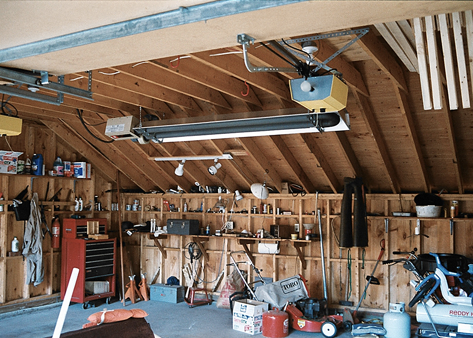 Garage Heaters Outdoor Heating Infrared Radiant Heaters