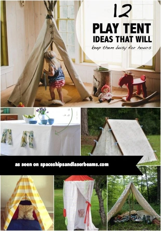 Kid S Party Activities 12 Kid S Play Tents Indoor