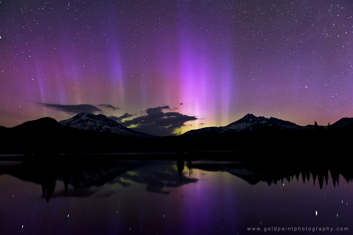 Can You See Northern Lights Oregon
