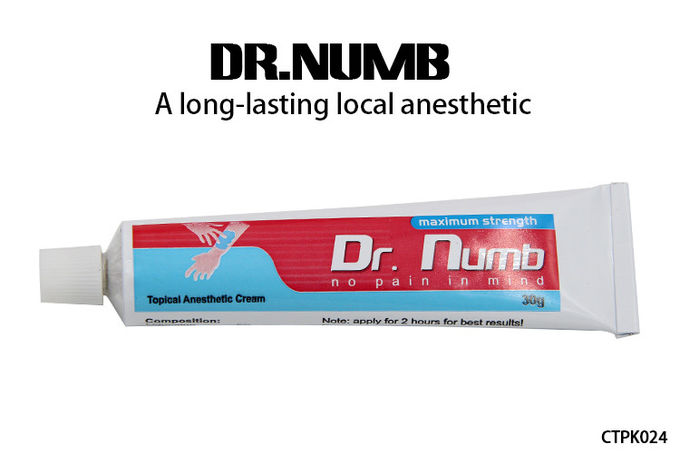 Numbing Cream Strongest Lidocaine