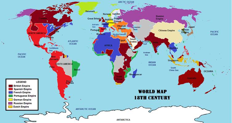 Alternate History English