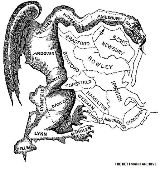 A short history of gerrymandering… or at the very least a ...