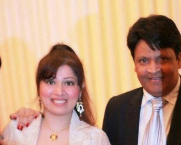 Saba Hameed Husband Second