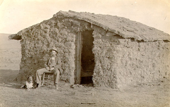 Sod House Photograph Collection Flagler Colorado