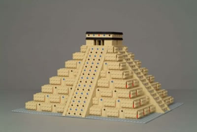 35 Stunning Examples Of Lego Architecture